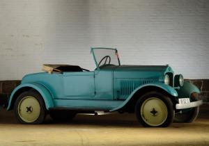 1929 Opel Roadster 4/20 PS