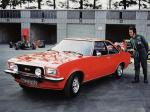 Opel Commodore GS-E Coupe 1972 года