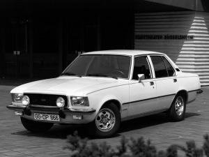 1972 Opel Commodore GS-E