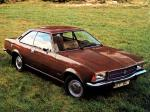 Opel Rekord Coupe 1972 года