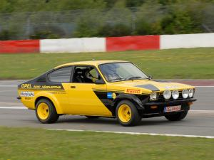 1976 Opel Kadett GT-E Rally-E Car