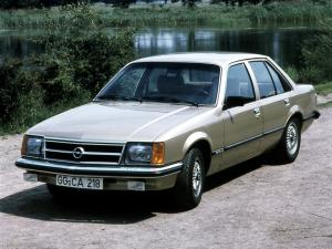 1978 Opel Commodore