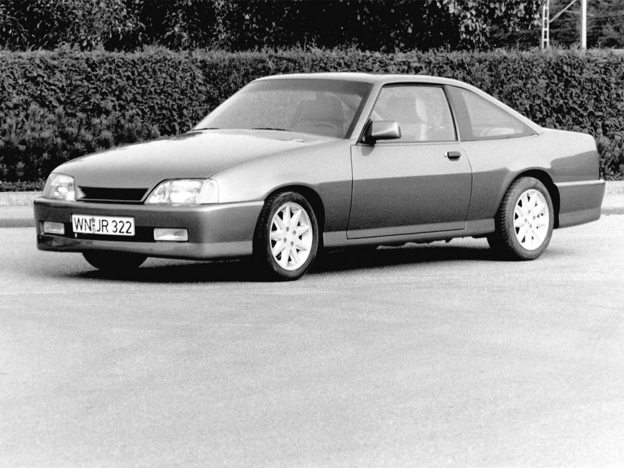 Opel Manta Coupe Concept by Irmscher