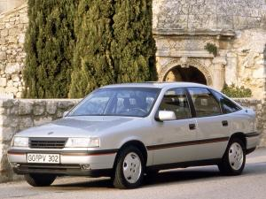 1988 Opel Vectra GT Hatchback
