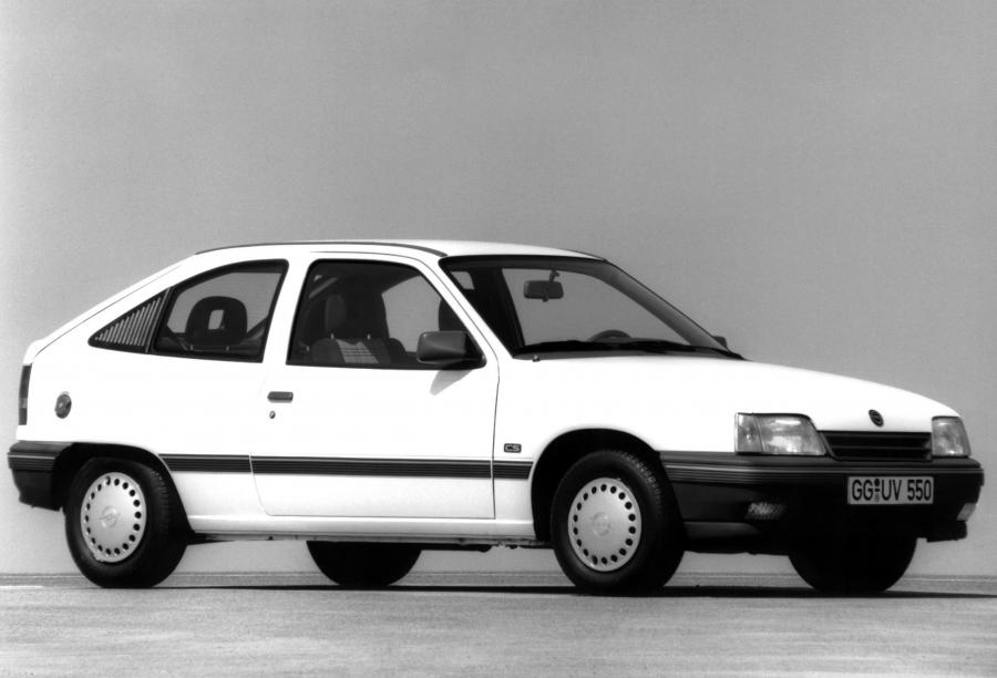 Opel Kadett CS 3-Door