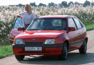 1990 Opel Kadett Frisco 3-Door