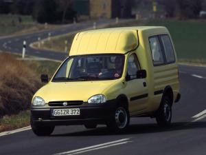 Opel Combo Tour 1995 года