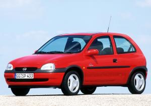 1997 Opel Corsa Advantage 3-Door