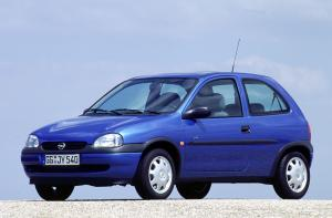 1997 Opel Corsa Swing 3-Door
