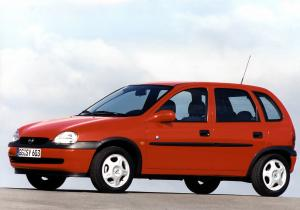 1997 Opel Corsa World Cup Cool 5-Door