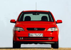 1998 Opel Astra Edition 100 Sedan