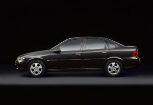 2000 Opel Vectra Edition 2000 Sedan