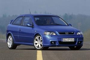 Opel Astra OPC (G) '2002