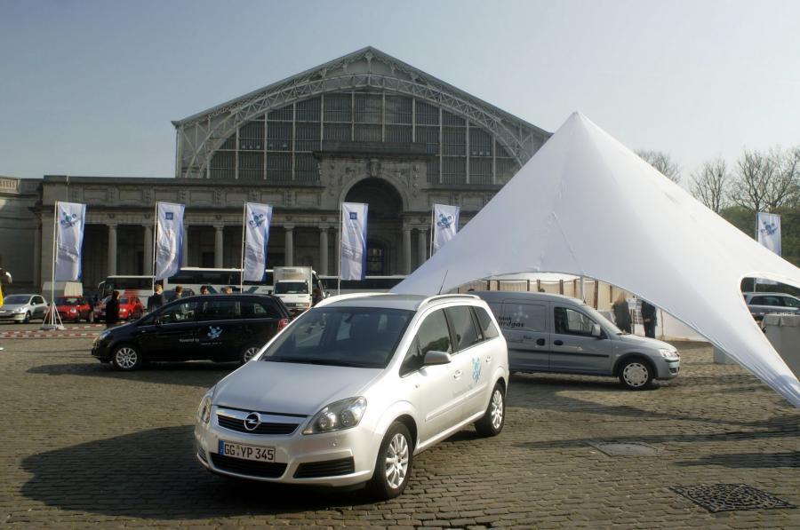 Opel Zafira Cng 2006 Vercity