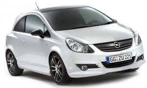 Opel Corsa Limited Edition 2008 года
