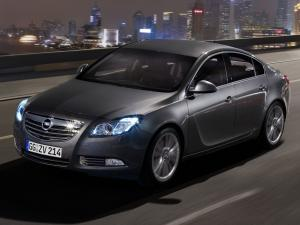 Opel Insignia Hatchback 2008 года