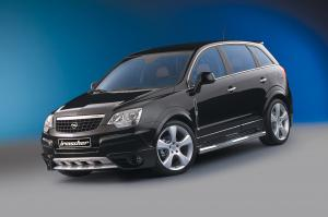 2009 Opel Antara LPG by Irmscher