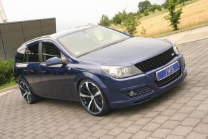 Opel Astra H Racelook by JMS 2009 года