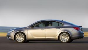 Opel Insignia Hatchback 2009 года