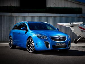 2009 Opel Insignia OPC Sports Tourer