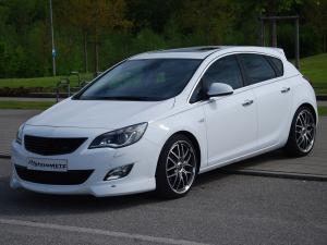 Opel Astra by Steinmetz 2010 года