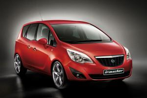 2010 Opel Meriva by Irmscher