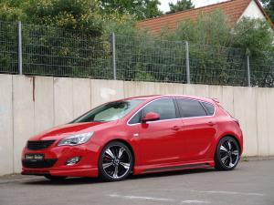 2011 Opel Astra by Senner Tuning