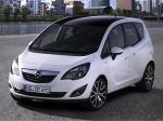 Opel Meriva Design Edition 2011 года