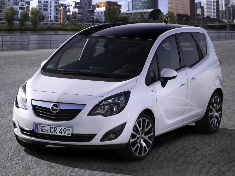 Opel Meriva Design Edition '2011