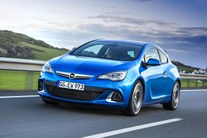 Opel Astra OPC '2012