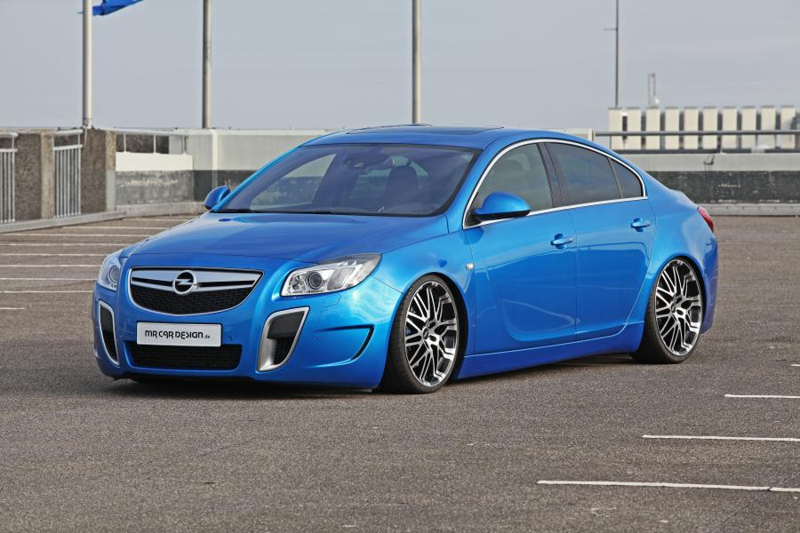 2012 Opel Insignia OPC by MR Car Design