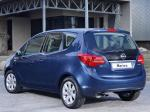 Opel Meriva Turbo 2012 года (ZA)