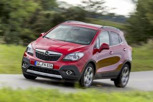 Opel Mokka Turbo 4x4 2012 года