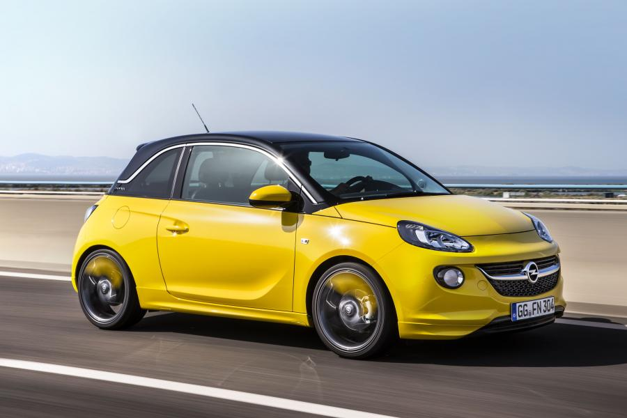 Opel Adam Slam with OPC Line Pack