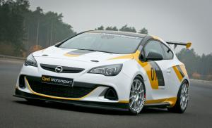 Opel Astra OPC Cup 2013 года