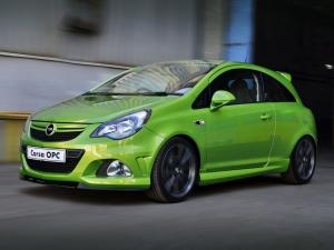 2013 Opel Corsa OPC Nurburgring Edition