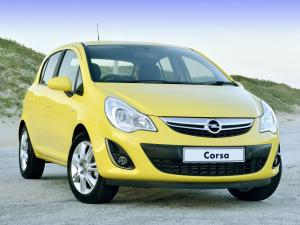 2013 Opel Corsa Turbo 5-Door