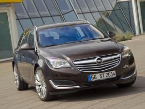 Opel Insignia Sports Tourer 2013 года