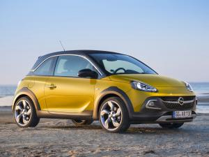 2014 Opel Adam Rocks