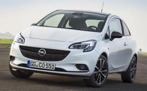 Opel Corsa Color Edition 3-Door (E) '2014