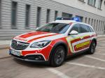 Opel Insignia Country Tourer Feuerwehr 2014 года