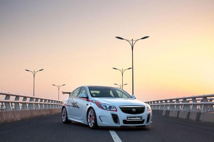 2014 Opel Insignia OPC is3 Concept by Irmscher
