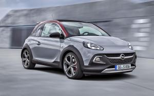 Opel Adam Rocks S 2015 года