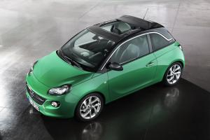 Opel Adam Swingtop 2015 года
