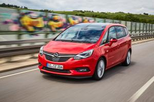 Opel Zafira Turbo '2016