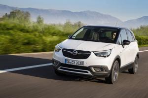 Opel Crossland X Turbo D