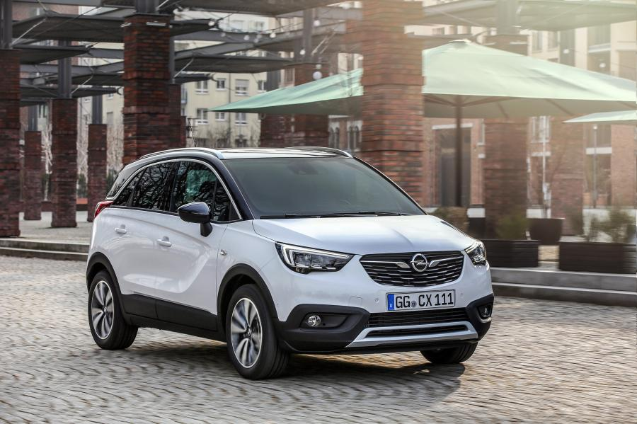 Opel Crossland X Turbo