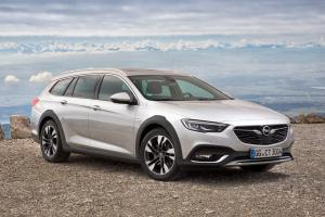 Opel Insignia Country Tourer Turbo 4x4 '2017