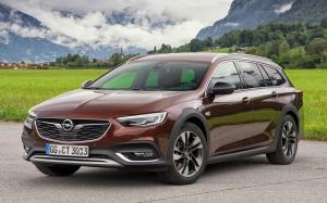Opel Insignia Country Tourer Turbo D 4x4 Exclusive '2017