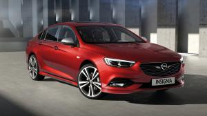 Opel Insignia Grand Sport Exclusive 2017 года